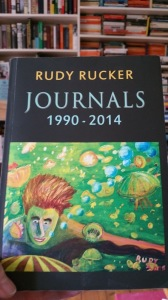 Rudy Rucker In Reigate (Sort Of)